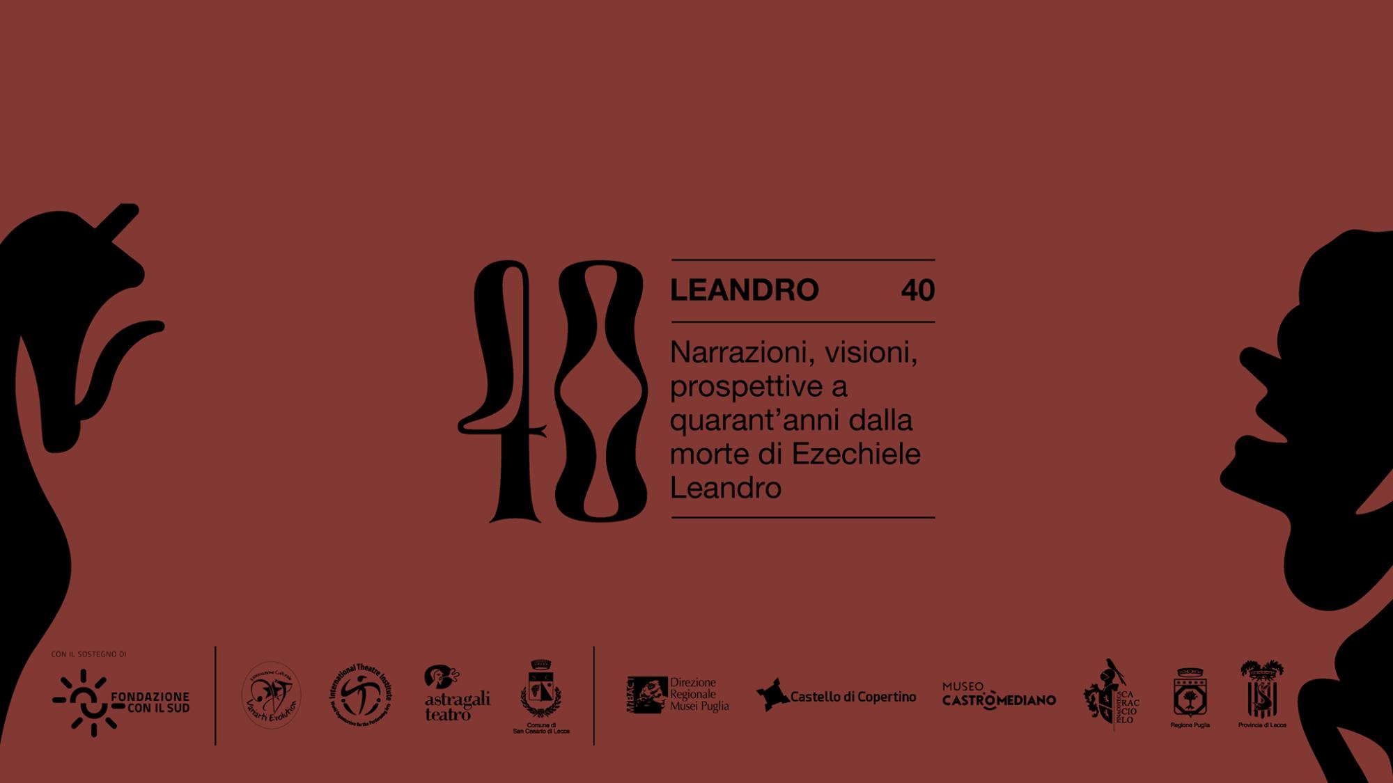"""Ezechiele Leandro: """"Il Segreto delle mie opere"""""""